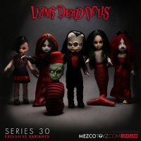 Living Dead Dolls: Series 30 - Exclusive Variant Set